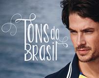 Campanha - Tons do Brasil