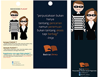 "Social Campaign ""Back to Library"""