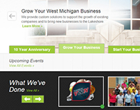 Lakeshore Advantage Website