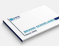 Down Payment Partners Logo Design & Brand Book Design