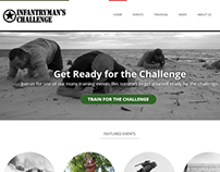 Infantryman's Challenge Identity and Website