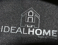 IDEAL HOME Logo (Option 3)