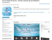 Sanpellegrino - App