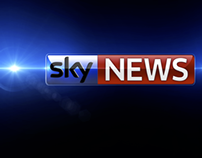 SKY NEWS DESIGN SHOWREEL 2014