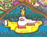 ILUSTRACIONES - Yellow Submarine