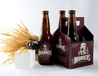 Hounders Premium Lager