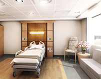Popular Bluff Healthcare Interiors