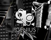 Genius Production (Branding)