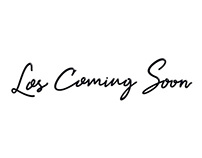 Los Coming Soon - Typography & Poster Design