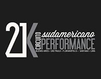 21K Circuito Sudamericano de Performance