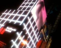 Times Square site-specific LED animation