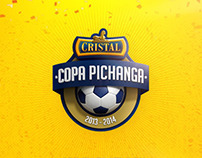 Copa Pichanga Cristal - Web Design