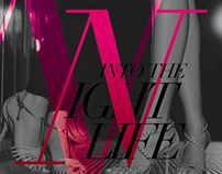 "Dumond | Editorial ""Into the Nightlife"""