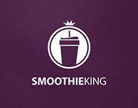 Smoothie King Branding