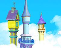 DISNEY/ Mágico Mundo de Disney