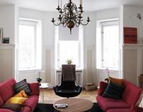 Apartement in Sveavagen, Stockholm