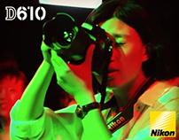 Jocelyn Tam - Ambassador Nikon D610