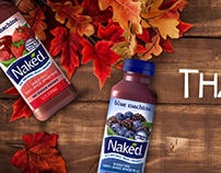 Naked Juice - Facebook APPs | Promoted Posts