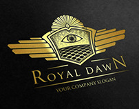 Royal Dawn - Logo & Emblem Template