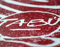Tabú - Cartas/Menú