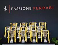 Experiential Design // Ferrari Challenge Hospitality