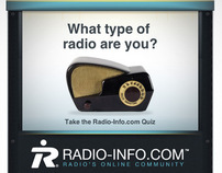 Radio-Info.com Facebook mini-app