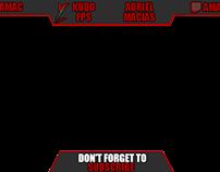 Kudo's Twitch Overlay