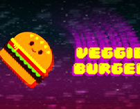 Veggie Burger Ad