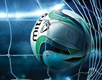 Mitre Delta V12 Football