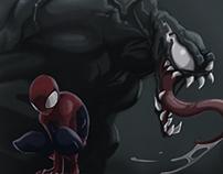 Spidy/Venom