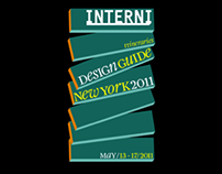 Mondadori's Interni Magazine ICFF [Mobile Website]