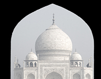 Taj Mahal - Colour