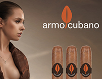 Armo Cubano Branding Project and Poster Design