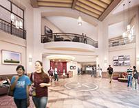Texas State University Lobby