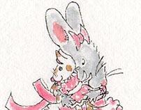 Rose and Tigggy