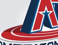 American Track League Logo