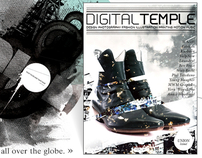 -- DIGITAL TEMPLE Magazine -- #3 Issue : UNION.