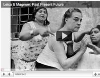 Leica & Magnum: Past, Present, Future