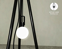 KOTLIC LAMP