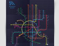 Shanghai Metro Redesign