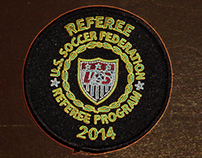 US Soccer Federation Referee