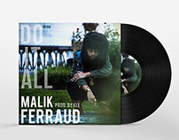 Do It All - Malik Ferraud (Single Cover)
