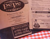 Branding: Pepe empanadas