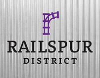 Granville Island's Railspur District