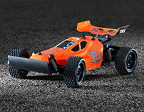 Air Racer X Product Photography