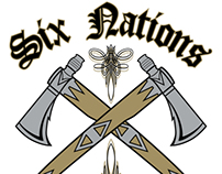Six Nations Choppers - Decal Design