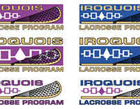Iroquois Lacrosse Program - Logo