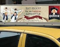 Quaker Oats - Eat Smart for a Healthier Lifestyle