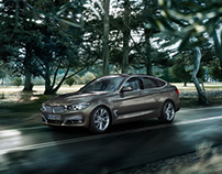 Postproduction BMW 3er GRAN TURISMO