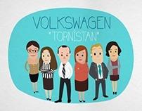 Volkswagen // Tornistan